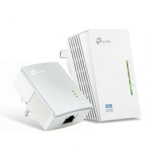 TP-LINK, KIT POWERLINE AV500 TL-WPA4220KIT WIFI 300MBPS