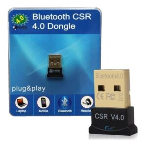 Adaptador Bluetooth CRS 4.0 Dongle