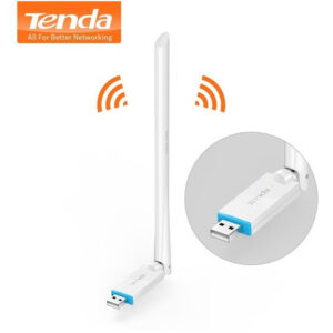 Adaptador Inalambrico Tenda USB 6dbi U2 150Mbps