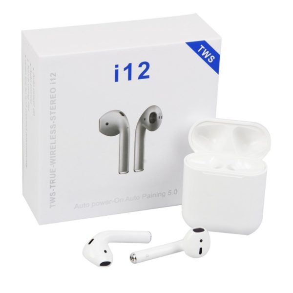 Audifonos Bluetooth I12 Mini