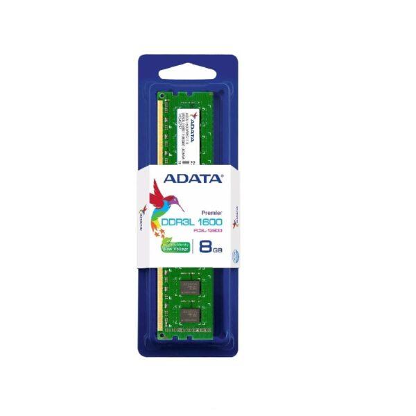 Memoria DDR3L 8Gb Adata PC 1600Ghz