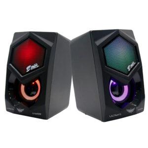 Speaker Gamer RGB J5213