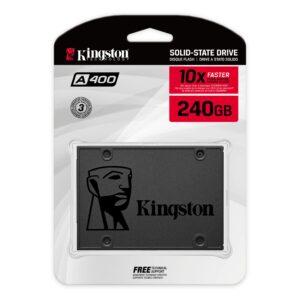 Disco Duro Solido 240GB Kingston A400