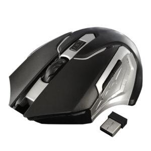 Mouse Inalambrico Tipo Gamer MIG 06