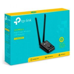 Adaptador TL WN 8200ND Inalambrico USB Alta pot 300 TPLINK