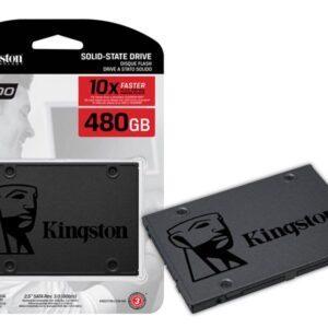 Disco Duro Solido 480GB Kingston A400