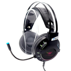 Diadema Gamer RGB 061MV Doble Plug 3.5 y Usb